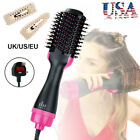 3 In1 Electric Pro Hair Dryer Brush Curler Rotating Hairdryer Comb Styling Tool