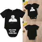 Star wars Newborn Toddler Baby Girl Boy Romper Jumpsuit Bodysuit Outfit Clothes $5.99 USD on eBay