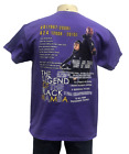 KOBE BRYANT and GIANNA Front & back Both-sided screen printing T-SHIRT Tee LOT image