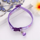 XXS/XS/S/M/L PU Leather Crystal Bling Choker Collar Puppy Pet Dog Cat Rhinestone
