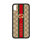New 4Gucci67 Brown Pattern iPhone Case for iPhone & Samsung Galaxy Case