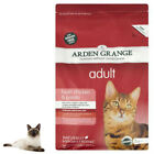 Arden Grange Grain Free Dry Adult Cat Food with Fresh Chicken & Potato 2kg 4kg