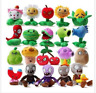New 20 pcs Plants vs. Zombies doll plush toy doll online game doll creative Gift