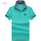 Men Big & Tall Plus Size S-10XL Quality Short Sleeve Cotton Polo T Shirt Tops