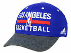 Adidas Los Angeles Clippers Hat Flex Fitted Ball Cap SM/MED Authentic NBA New on eBay