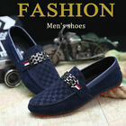 Wholesale Fashion Mens Moccasins Penny Driving Loafers Slip on Suede Shoes