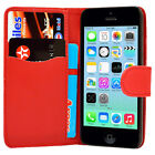 Magnetic Wallet Cas Leather Side Open Flip Book Cover For Apple iPhones 8 PLUS