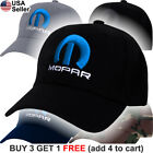 Mopar Logo Cap Emblem Dodge Hemi Jeep Ram Challenger Charger Racing Hat $15.71 USD on eBay