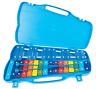 More images of Performance Percussion PP27CK G4-A6 27 Note Glockenspiel with Coloured Keys -