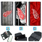 Detroit Red Wings Leather Wallet Purse Clutch Trifold Women Handbag $16.99 USD on eBay