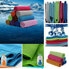 Microfiber Portable Ice Towels Fitness Accessories Gym Washcloth Sports Towel image