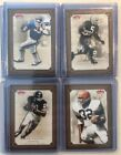 2004 Fleer Football Cards Greats Of The Game Cards Lot You Pick $1.0 USD on eBay