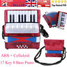 More images of Kids Child 7 Keys 8 Bass Piano Accordion Music Instrument Student Toy Gift