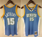 Carmelo Anthony Denver Nuggets Mitchell & Ness NBA Rookie Authentic Jersey Melo on eBay