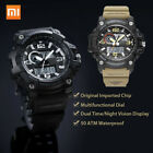 Ori ginal Xiaomi Electronic Watch Dual Display Digital Sport Wrist Watches N9H1 image