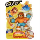 Heroes of Goo Jit Zu Action Figures: Stretchy Squishy Gooey Sandy  Mushy Crunchy