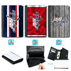 Washington Capitals Leather Wallet Purse Coin Credit Card ID Holde $14.99 USD on eBay