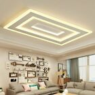 Chandeliers Lighting Led Bulb Lamps Remote Control Modern Style Shade-less Light