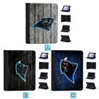 Carolina Panthers Leather Case For iPad Mini 1 2 3 4 Pro 9.7 10.5 Air $19.99 USD on eBay