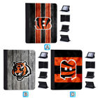 Cincinnati Bengals Leather Case For iPad Mini 1 2 3 4 Pro 9.7 10.5 Air $19.99 USD on eBay