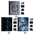 Indianapolis Colts Leather Case For iPad Mini 1 2 3 4 Pro 9.7 10.5 Air $19.99 USD on eBay