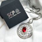 SCP963 Doctor Bright's Necklace Horcrux  Gift Card Cosplay Accessories Props