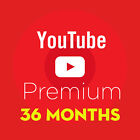 Kyпить YouTube Premium Red ( 36 MONTHS ACCESS ) w/ FREE YouTube Music  Your Own Account на еВаy.соm