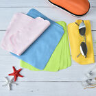 5pcs glasses lens cloth wipes for sunglasses microfiber eyeglass cleaning cl B$