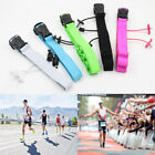 Accessories Running Waist Pack Sports Tool Cloth Bib Holder Race Number Belt image