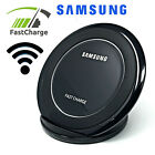Genuine Samsung Wireless Qi Fast Charger Stand Pad For Galaxy S8 S9 Plus S7 Edge