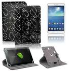 """New Rotatable Pu Leather Case Cover For Android Tablet PC 9.7"""" 10"""" 10.1"""""""