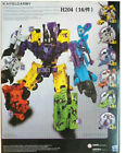 New Transformers 6 In 1 Destroyer Bruticus Defensor Superion Kids Toys Gifts For Sale