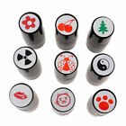 1PC Personalized Golf Ball Stamper Stamp Marker Impression Seal Golfer Souvenir