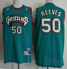 New Men's Memphis Grizzlies #50 Bryant Reeves Basketball Mesh jersey Green on eBay