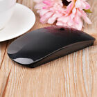 Ultra Thin Touch Mouse Ergonomic Optical Wireless Bluetooth Magic Mouse Mice Mac
