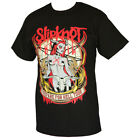 SLIPKNOT PREPARE FOR HELL TOUR  Men's T-shirt Black image