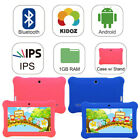 7  Kids Android Tablet PC 8GB A33 Quad Core WiFi Bluetooth HD Camera Children