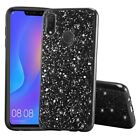 Bling Diamond Silicone Case Cover For Huawei P30 P20 Pro Mate 20 Lite