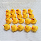 Внешний вид - Lot of 1-500 Mini Yellow Rubber Ducks Bathing Floating Ducky Baby Shower Toys