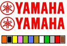 """Yamaha Boats Motorcycle Sticker Decal Fishing * Choose Any Color Or Size """""""