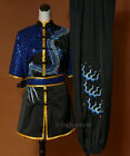 Custom Martial arts Changquan Uniform Tai chi Shaolin Wing Chun Kung fu Suit