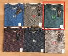 Under Armour T-Shirts Mens Short Sleeve UA Body-Fit Crew Neck Export Quality