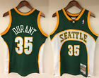 Kevin Durant Seattle SuperSonics Mitchell & Ness Authentic 2007-08 Jersey Sonics on eBay