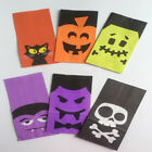 Trick or Treat Gift Pocket Candy Pouch Chocolates Paper Bags Halloween Festival