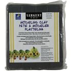 Sargent Art 22-4084 SolidColor Modeling Clay - Gray 6 PACK =  6 LB image