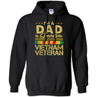 I'm A Dad A Grandpa And A Vietnam Veteran Father Day Hoodie Unisex S-5XL