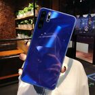 Diamond Glossy Case For Huawei Y6 Y7 Y9 P Smart 2019 Mirror Bling Glitter Cover