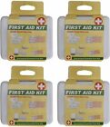 4 Ram-Pro Compact Mini To-Go First Aid Kit Travel Caming Car Boat Gym Bag Purse