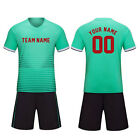 Custom Personalized Adults ,Youth Sport Training Football Soccer Jerseys pants