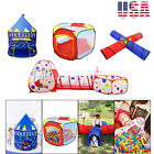 Outdoor/Indoor Kids Portable Game Play Toy Tent Children Ocean Ball Pit Pool Toy